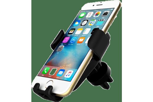 Nosač, držač telefona + bežični punjač Hugsy