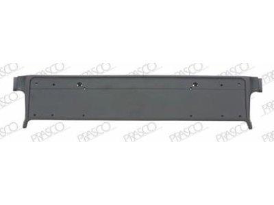 Nosilec registrske tablice spredaj BM0441539 - BMW 5 Series (E39) 95-00, Premium, TUV Rheinland certifikat