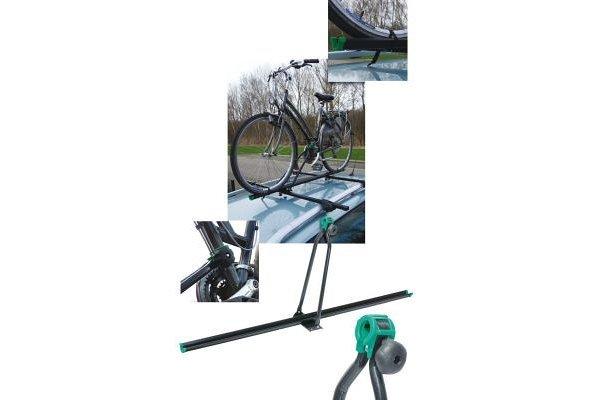 Nosilec za kolesa, strešni