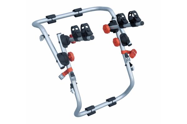 Nosilec za kolo Spider 3 (siva barva), vratni, za tri kolesa