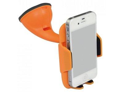 Nosilec za telefon Vakoss, univerzalen, oranžna