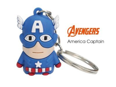 Obesek Captain America