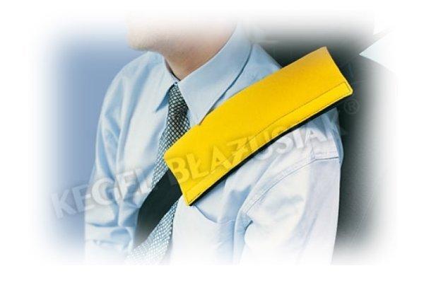 Obloga varnostnega pasu Kegel, rumena