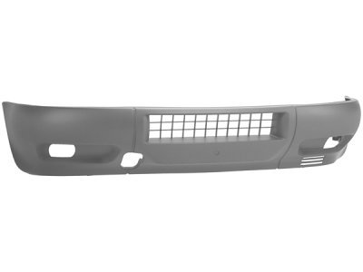 Odbijač Iveco TurboDaily 00- sivi z luknjami