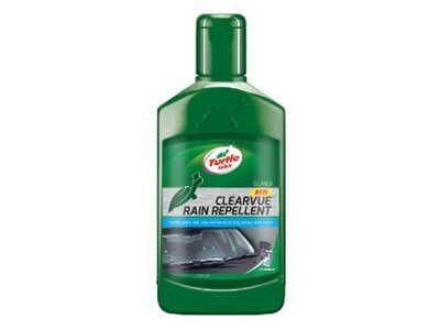 Odbijalec dežja za steklo Clearvue Rain Repellent Turtle Wax, 300 ml_COPY