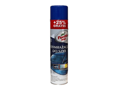 Odmrzivač stakla (sprej) Turtle Wax 600 ml