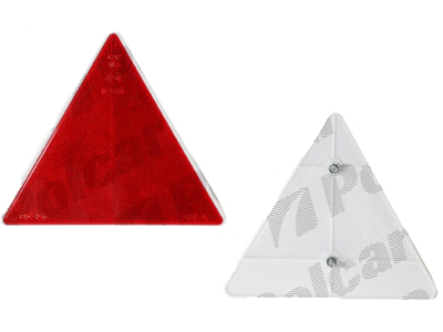 Odsevnik (trikotnik), višina 140mm