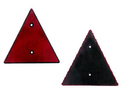Odsevnik (trikotnik z luknjami), višina 140mm