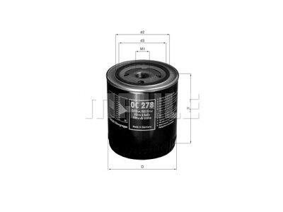 Ölfilter 111089 - Opel
