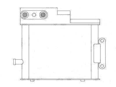 Ölkühler Audi A4 00-04