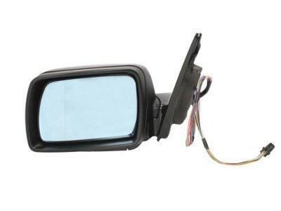 Ogledalo BMW X5 E53 00-06, zložljivo, spominski modul, 11 pin, ViewMax