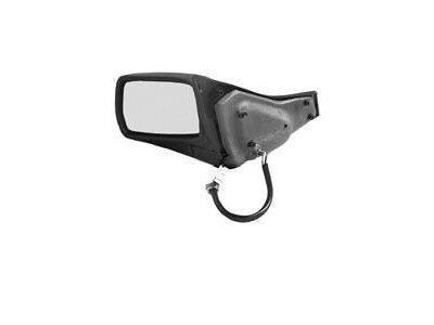 Ogledalo Citroen Xantia 93-01, električni pomik, ohišje za lakiranje, modro steklo