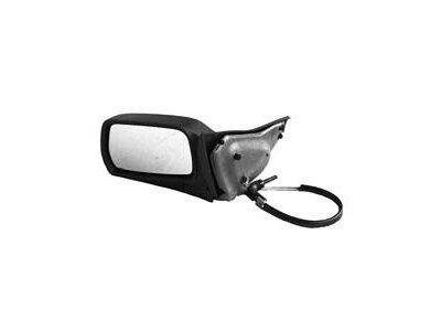 Ogledalo Citroen Xantia 93-01, ročni pomik, kromirano steklo