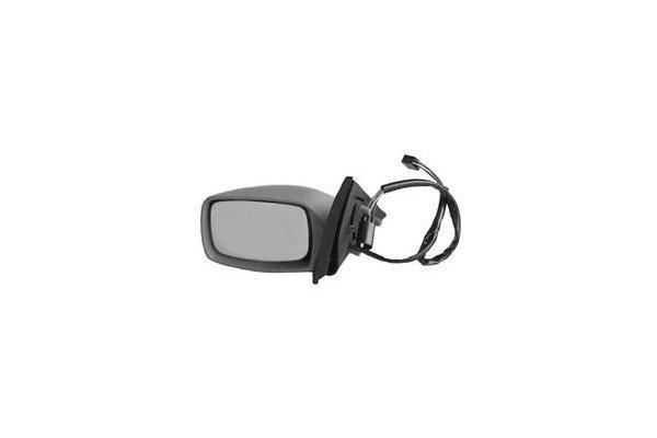 Ogledalo Ford Escort 95-00, električni pomik, črno ohišje