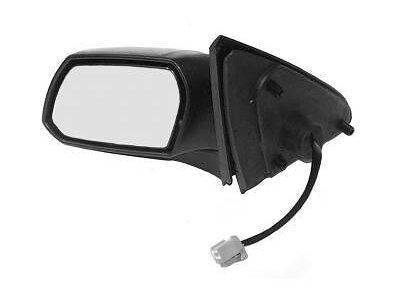 Ogledalo Ford Mondeo 00-03, električno zložljivo, ohišje za lakiranje