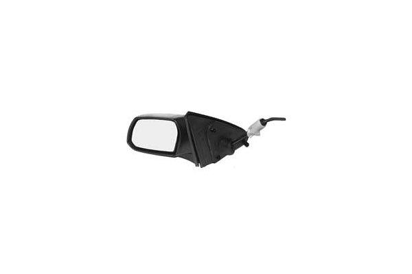 Ogledalo Ford Mondeo 00-03, ročni pomik, ohišje za lakiranje