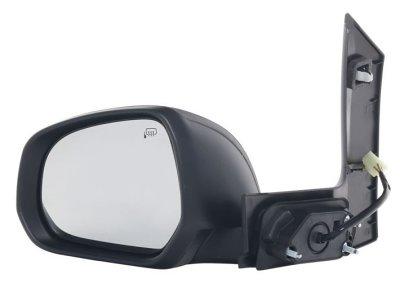 Ogledalo Opel Agila 07-, električni pomik, črno ohišje, 5 pin