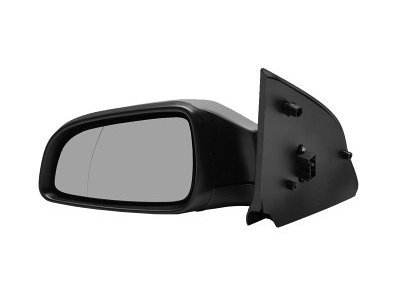 Ogledalo Opel Astra H 04- GTC, električni pomik, črno ohišje, 3V
