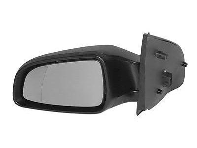 Ogledalo Opel Astra H 04- GTC, električni pomik, ohišje za lakiranje, 3V