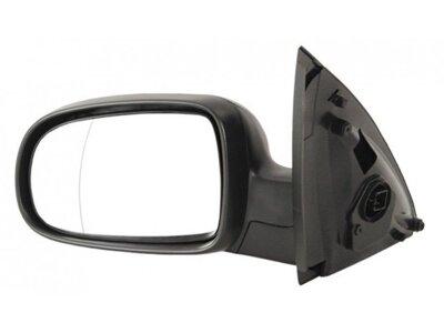 Ogledalo Opel Combo 00-, električni pomik, ohišje za lakiranje, asferično steklo, 5 pin