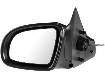 Ogledalo Opel Combo B 93-00, ročni pomik, ravno steklo