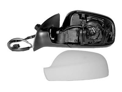 Ogledalo Peugeot 307 01-, električno zložljivo, 7 pin