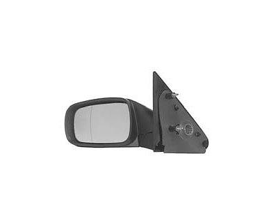 Ogledalo Renault Laguna 01-07, električni pomik, modro steklo, 5 pin (+ogrevano)