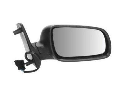 Ogledalo Volkswagen, Seat -04, električni pomik, črno ohišje, 5 pin