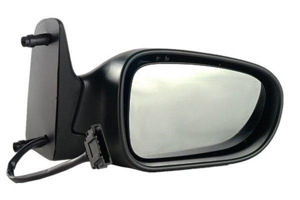 Ogledalo Volkswagen, Seat 98-00, električni pomik, črno ohišje, 5 pin