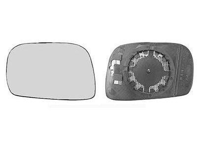 Ogledalo za retrovizor Opel Agila -07 grijano, asferično