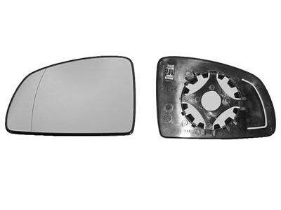 Ogledalo za retrovizor Opel Meriva 03- grijano