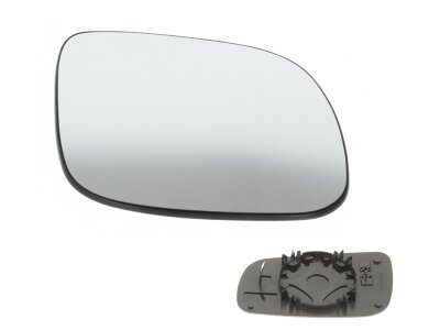 Ogledalo za retrovizor VW Passat 97- asferično
