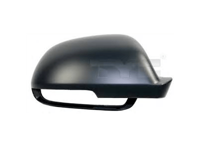 Ohišje ogledala Škoda Superb 08-13, črno