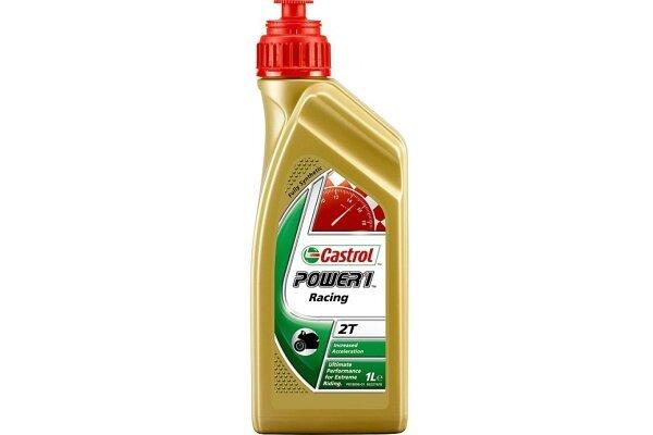 Olje za motorno kolo Castrol Power 1 Racing 2T 1L