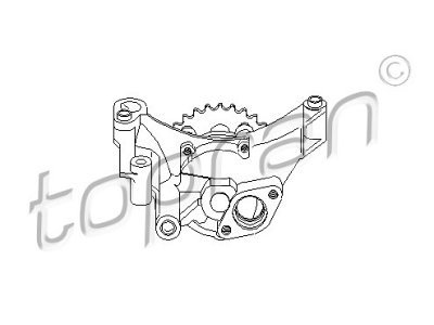 Oljna črpalka Audi TT 98-06