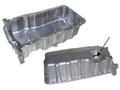 Oljno korito Audi A3 96- 1.6 / 1.9 s senzorjem