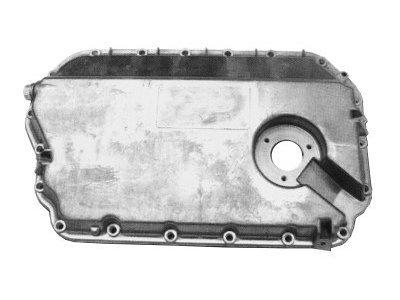 Oljno korito Audi A4 97- 2.4 / 2.8, z režo za senzor