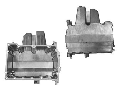 Oljno korito Volkswagen Fox 05-
