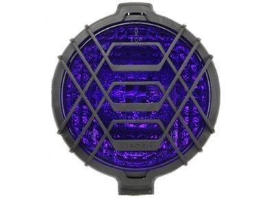 Opozorilna luč 160x66mm modra
