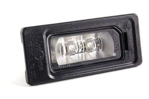Osvetlenje registarske tablice Audi A3 12-