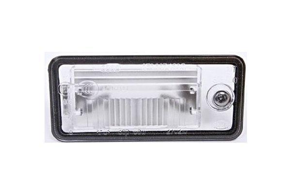 Osvetlenje registarske tablice Audi A6 08-11