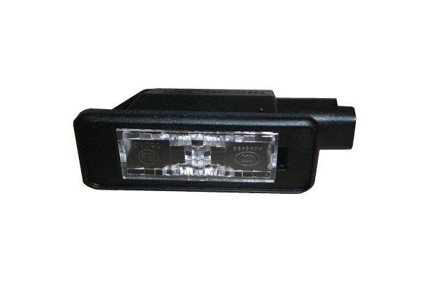 Osvetlenje registarske tablice Citroen C4 Cactus 14-