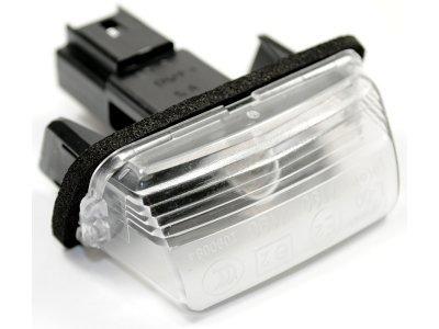 Osvetlenje registarske tablice Citroen DS4 11-