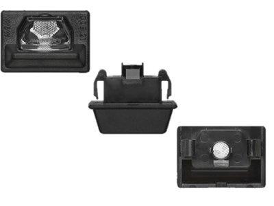 Osvetlenje registarske tablice Fiat 126 71-00