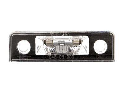 Osvetlenje registarske tablice Škoda Octavia 04-12