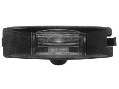Osvetlitev registrske tablice 3210959E - Ford Street Ka 03-05