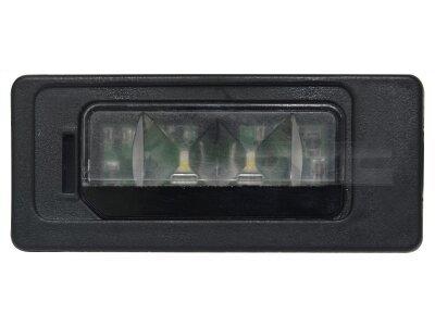 Osvetlitev registrske tablice 95D1953E - Škoda Octavia Estate 17-