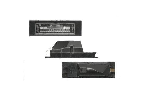 Osvetlitev registrske tablice Fiat Croma 05-10