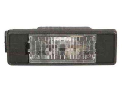 Osvetlitev registrske tablice Fiat Scudo 07-