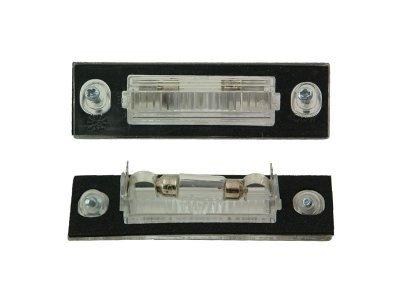 Osvetlitev registrske tablice Fiat Stilo 01-, 3V, 5V
